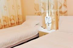 Chambre d'hôtel Images stock