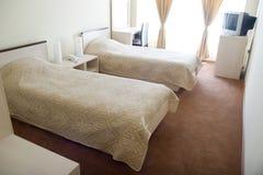 Chambre d'hôtel Photos stock