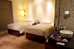 Chambre d'hôtel classique Image stock