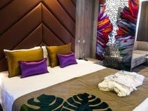 Chambre d'hôtel de Santo Domingo photo stock