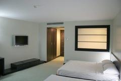 Chambre d'hôtel orientale image libre de droits