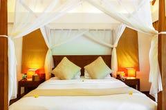 Chambre d'hôtel chez les Maldives image libre de droits