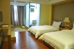 Chambre d'hôtel de la Chine Photo stock