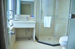 Chambre d'hôtel de la Chine Images libres de droits