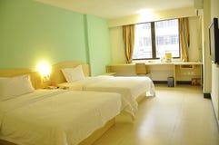 Chambre d'hôtel de la Chine Photos stock