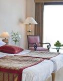 Chambre d'hôtel de luxe Images stock