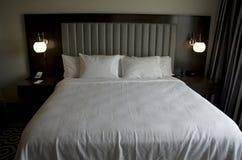 Chambre d'hôtel de luxe Images libres de droits