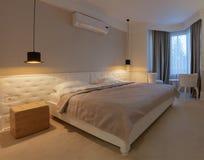 Chambre d'hôtel pour deux Images stock