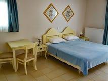 chambre d'hôtel trois-étoiles photos stock