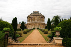 Chambre d'Ickworth Photos stock