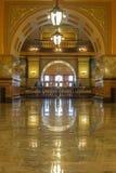 Chambre d'?tat de capitol de Topeka le Kansas photographie stock libre de droits