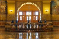 Chambre d'?tat de capitol de Topeka le Kansas photo libre de droits