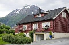 Chambre en Norvège Images libres de droits