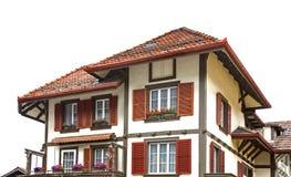Chambre dans le canton de Berne switzerland Photo libre de droits