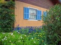 Chambre dans le jardin Photographie stock