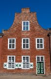 Chambre dans le quart hollandais Photo stock