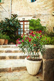 Chambre dans le village Valldemossa en Majorque, Espagne Images stock
