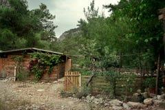 Chambre dans les bois Image libre de droits
