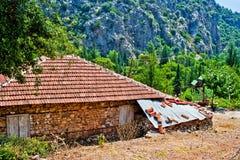 Chambre dans les montagnes Image libre de droits