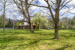 Chambre de Caretaker's d'†de Glen Alton Farm « Photos stock