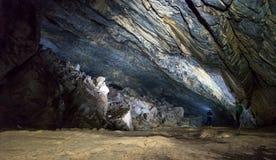 Chambre de caverne Images stock