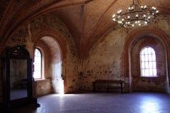 chambre de château Images libres de droits