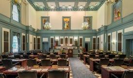 Chambre de Chambre à Douvres Photos stock