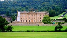 Chambre de Chatsworth Image libre de droits