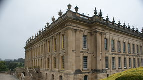 Chambre de Chatsworth Photos stock