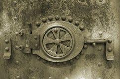 Chambre de combustion. Photo libre de droits