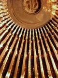 Chambre de combustion Image libre de droits