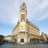 Chambre de commerce in Lille, Frankreich Stockbild
