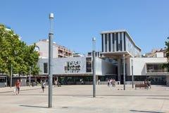 Chambre de culture à Lloret de Mar, Espagne Images libres de droits