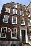 Chambre de Dr. Samuel Johnson à Londres Photographie stock