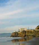 Chambre de falaise, San Francisco Image stock