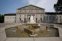 Chambre de généraux du Gouverneur - Rideau Hall Photographie stock libre de droits