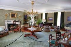 Chambre de George Eastman, Rochester photo libre de droits