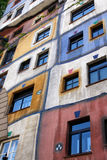 Chambre de Hundertwasser Photo stock