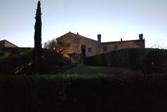 Chambre de la Toscane photos stock