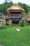 Chambre de mail sur la montagne dans Kanchanaburi Thaïlande Image libre de droits
