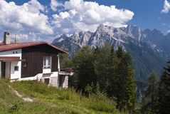 Chambre de montagne Photos stock