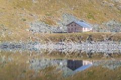 Chambre de montagne Photographie stock