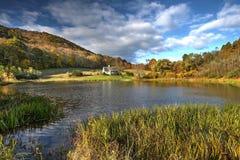 Chambre de montagne Photos libres de droits