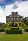 Chambre de Montrose Scotland brun grisâtre Images libres de droits