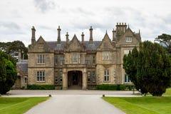 Chambre de Muckross en le parc national de Killarney, Irlande images libres de droits