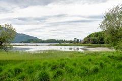 Chambre de Muckross en le parc national de Killarney, Irlande image libre de droits