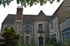 Chambre de New York Forest Hills Mansion Victorian Style photographie stock libre de droits