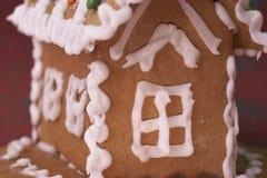 Chambre de pain d'épice Photo stock