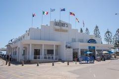 Chambre de plage du ` s de baigneur et Sweetlips Images libres de droits