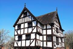 Chambre de Rowleys, Shrewsbury photos stock